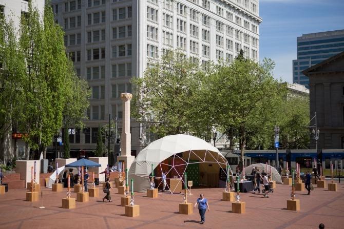Design Week Portland Square