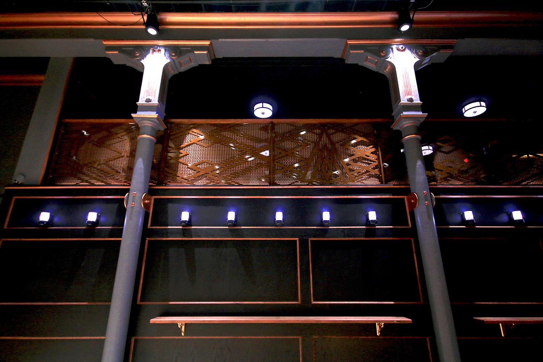 No Vacancy Lounge | Upstairs Balcony | Portland, OR