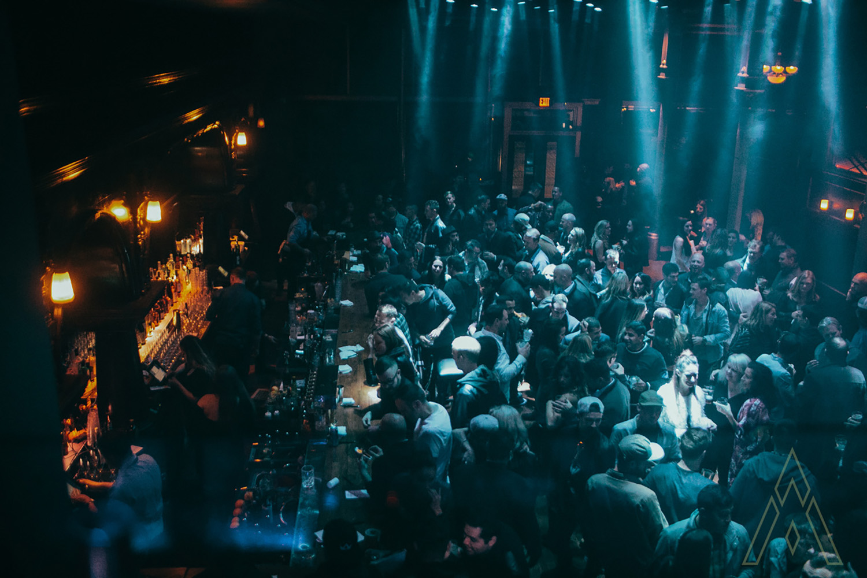 No Vacancy Lounge | Successful Event | Portland, OR