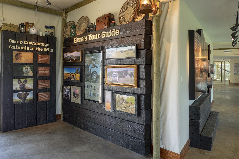 Topeka Zoo | Exhibit Board | Topeka, KS