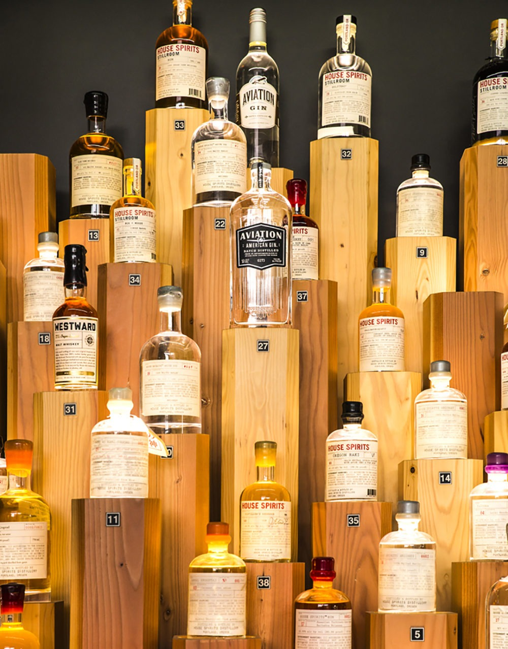 House Spirits Distillery | Accent Pieces | Portland, OR