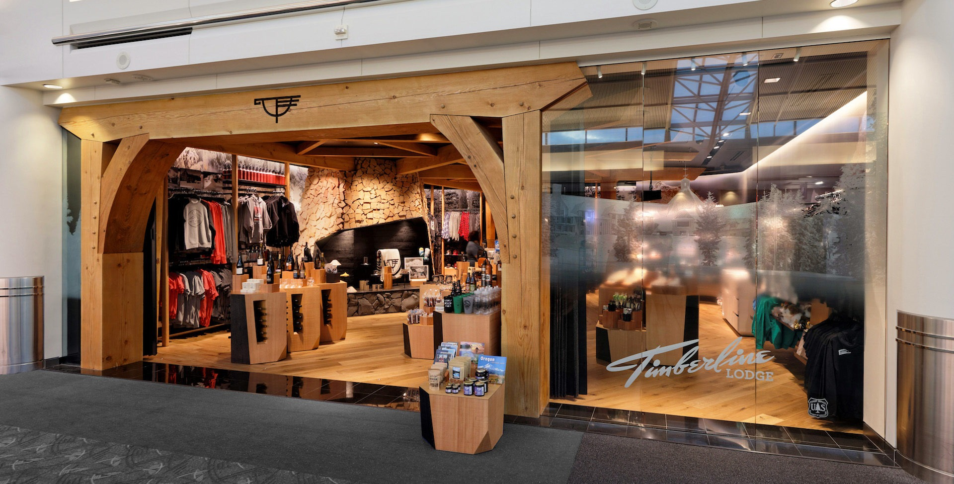 Timberline Lodge | Store Front | Portland, OR