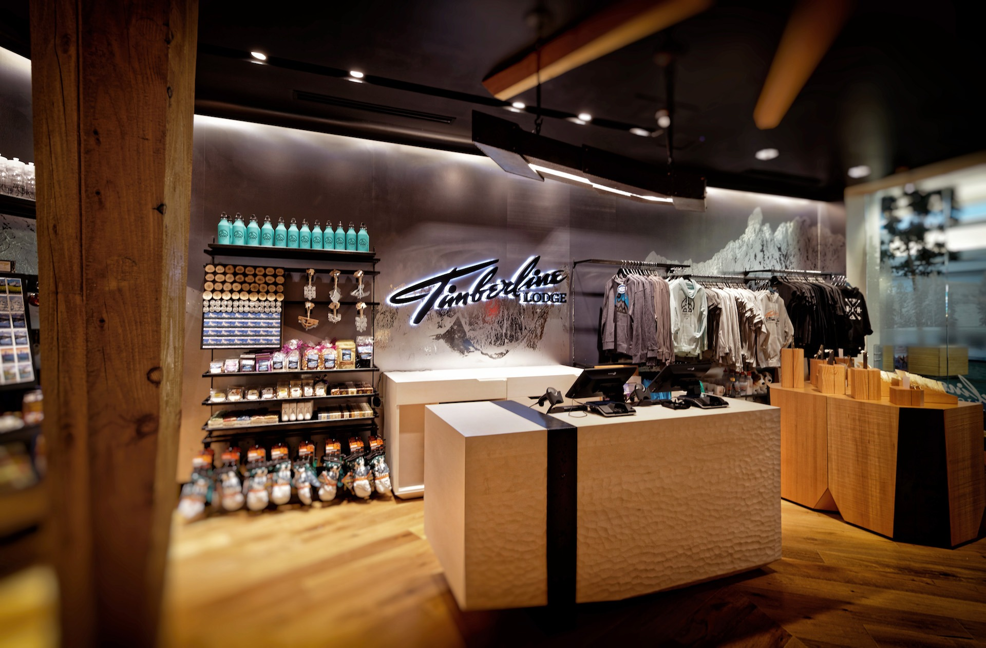 Timberline Lodge | Point of Sale | Portland, OR