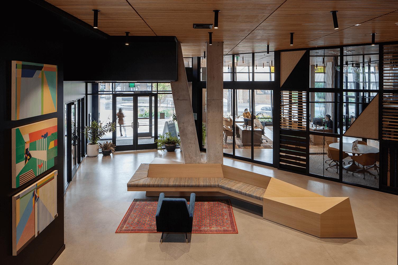 23rd & Jackson | Lobby | Seattle, WA