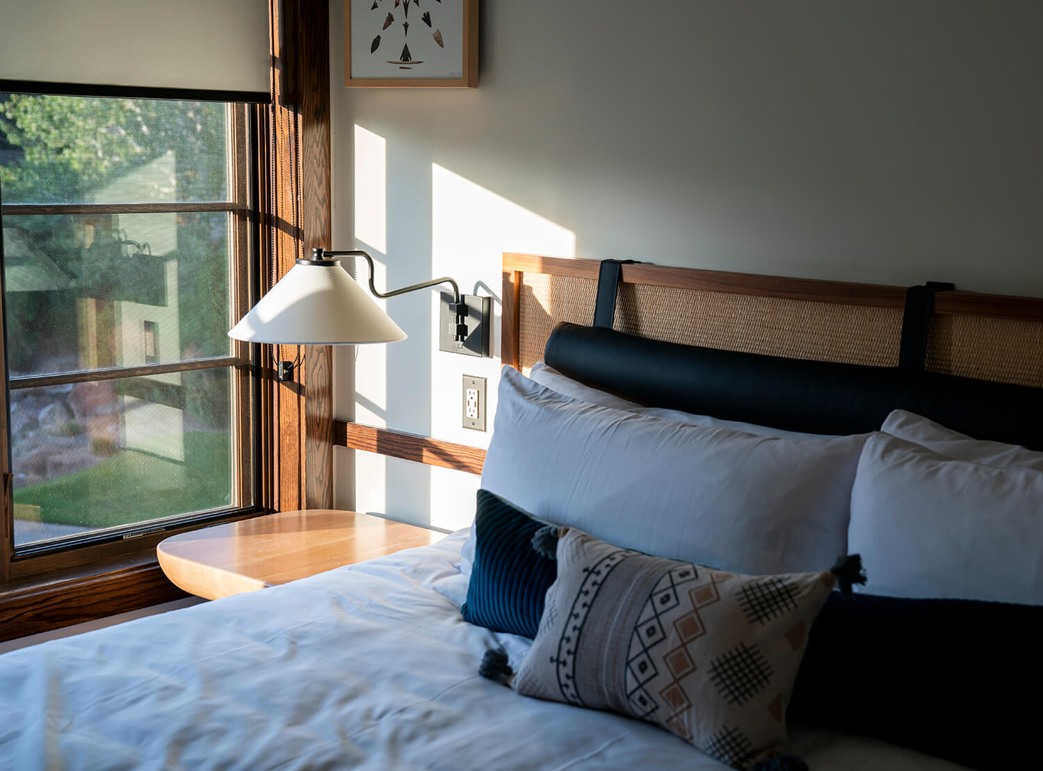 Huntington Lodge | Penthouse Bed | Bend, OR