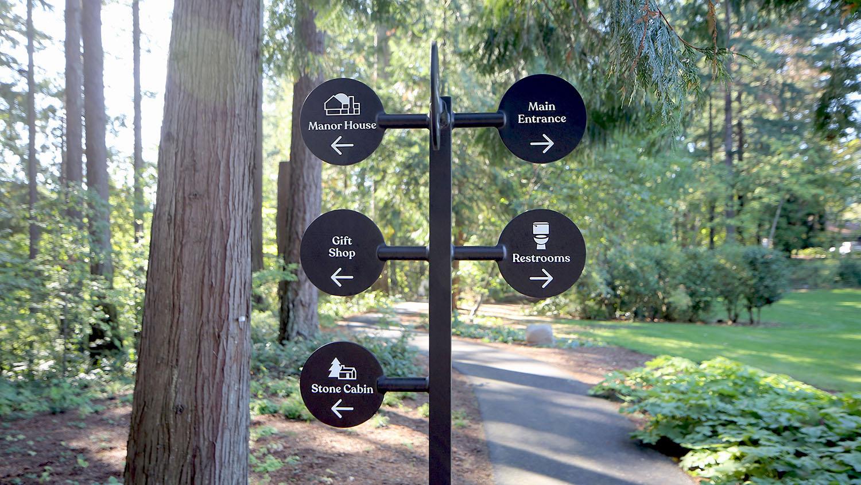 October 18, 2021 - Portland Parks Signs